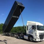 trasporto del nero di carbonio - low tilt carbon black