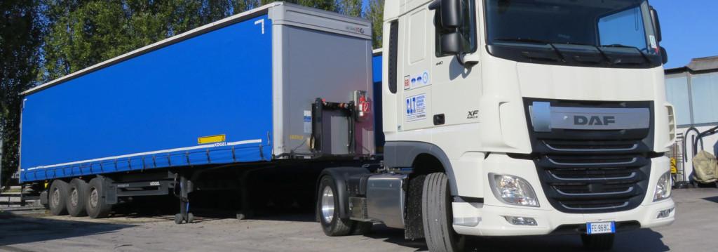 trasporto merci varie